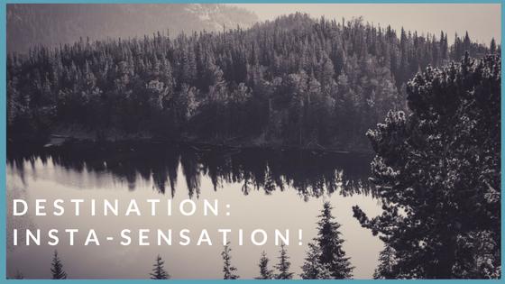 Destination: Insta-Sensation!