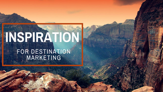 Inspiration for destination marketing