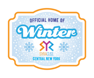 syracuse official home of winter logo