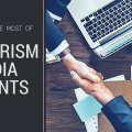 making the most of tourism media events