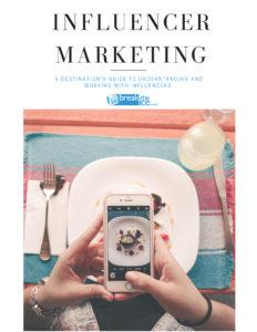 Influencers marketing eBook
