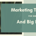 Marketing Tactics for Small Budgets and Big Reach