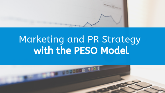 Marketing and PR Strategy with the PESO Model