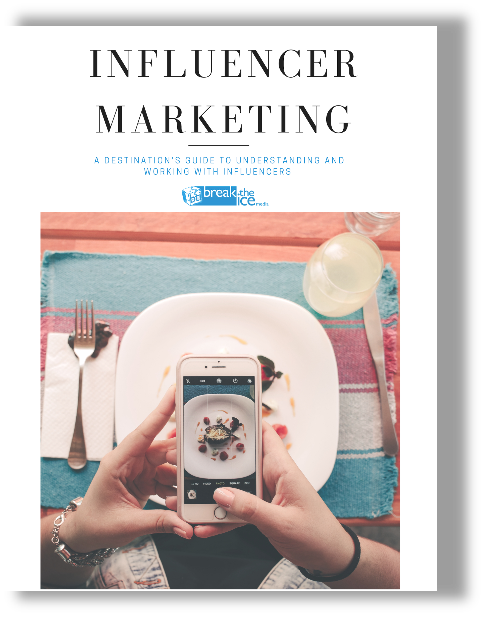 Influencer ebook