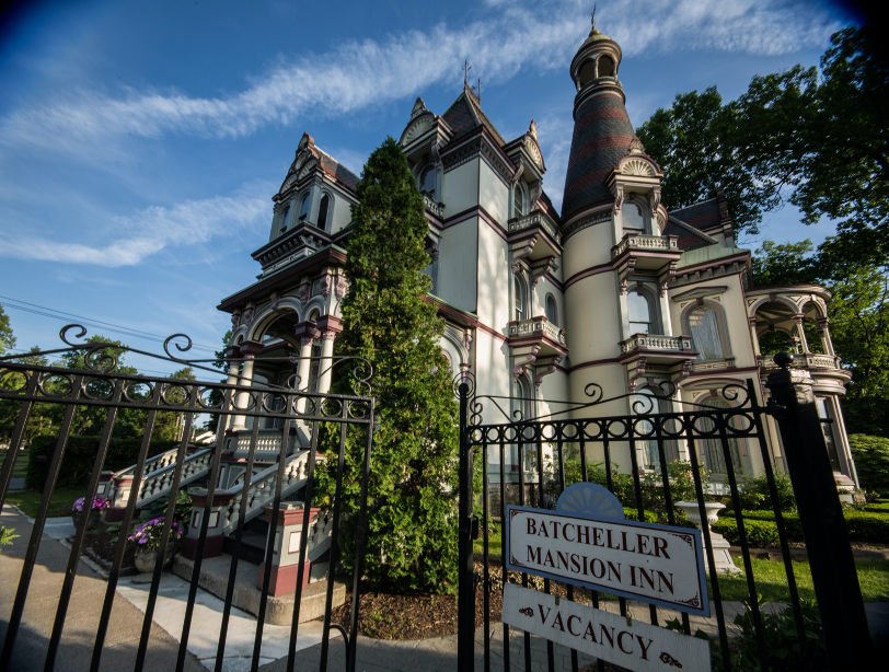 Batcheller Mansion Inn, Photo credit: Amity Photos