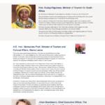 Website: Speaker Page