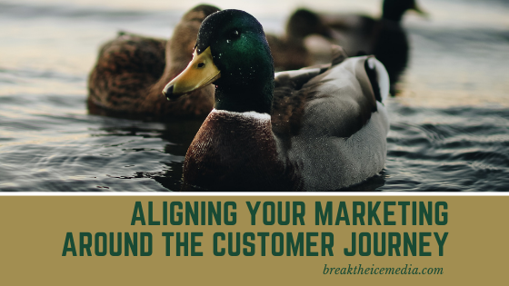 Aligning Your Marketing Around the Customer Journey