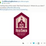 Craft Brewing Business - Twitter - Marketing Idea of the week