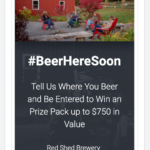 Red Shed Brewing - Discovery Ad - Where Do You Beer Sweepstakes