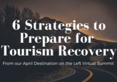 6 Strategies to Prepare for Tourism Recovery